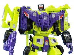 Transformers Unite Warriors UW-04 Devastator