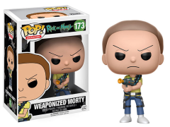 Pop! Animation: Rick and Morty - Weaponized Morty