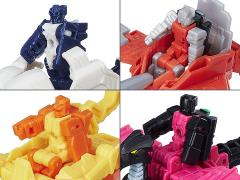 Transformers Titans Return Titan Master Wave 3 Set of 4