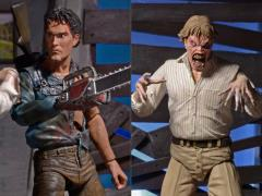 Evil Dead 30th Anniversary Hero Ash & Evil Ed Two-Pack