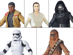 "Star Wars: The Black Series 6"" Wave 10 Set of 5 Figures"
