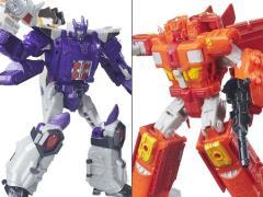 Transformers Titans Return Voyager Wave 1 Case of 2