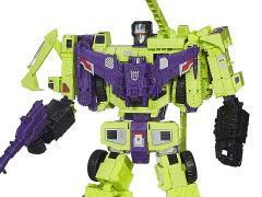 Transformers Combiner Wars Titan Devastator