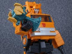 Transformers Masterpiece MP-35 Grapple (With #3 Ultra Magnus Die-Cast Mini Figure)