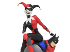 Batman: The Animated Series Gallery Deluxe Harley Quinn (25th Anniversary) Figure