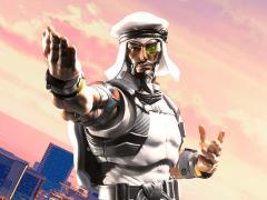 Street Fighter V S.H.Figuarts Rashid