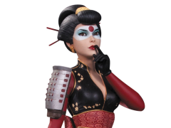 DC Comics Bombshells Katana Limited Edition Statue