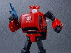 Transformers Masterpiece MP-21R Red Bumblebee (Bumble) With Collector Coin