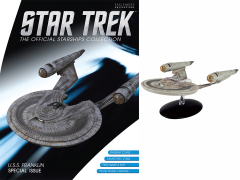 Star Trek Starships Collection Special Edition #8 USS Franklin