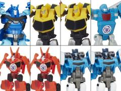 Transformers Robots in Disguise Legion Wave 9 - Case of 8