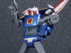 Transformers Masterpiece MP-25 Tracks With Collector Coin