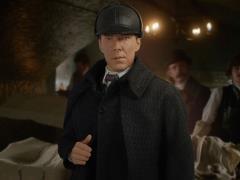 Sherlock: The Abominable Bride Sherlock Holmes 1/6 Scale Figure