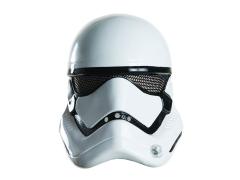 Star Wars Stormtrooper (The Force Awakens) Adult 1/2 Mask