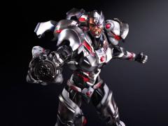 DC Universe Variant Play Arts Kai Series 4 Cyborg