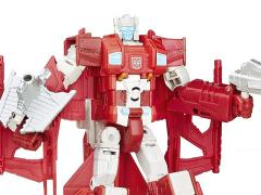 Transformers Combiner Wars Voyager Scattershot