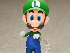 Super Mario Brothers Nendoroid No.393 Luigi