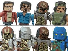 Predator Minimates Series 1 Box of 18 Figures
