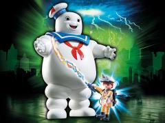 Ghostbusters Playmobil Playset - Stay Puft Marshmallow Man