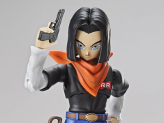 Dragon Ball Figure-rise Standard Android 17 Model Kit