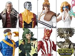 X-Men Marvel Legends Wave 2 Set of 7 Figures (Warlock BAF)