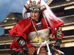 1/6 Scale Suwahara Hiroyuki's Daimyo Series - Takeda Shingen Deluxe