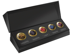 Power Rangers Movie Legacy Power Coin Set