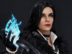 The Witcher 3: Wild Hunt Premium Masterline Yennefer of Vengerberg 1/4 Scale Statue
