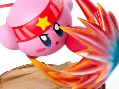 Kirby's Return in Dream Land Fighter Kirby Statue