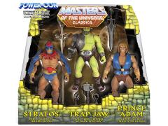 Masters of the Universe Classics #1 Power-Con 2017 Exclusive Three-Pack