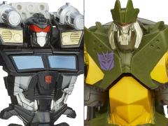 Prime Beast Hunters Cyberverse Commander Wave 2 - Set of 2