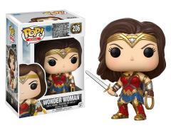Pop! Heroes: Justice League - Wonder Woman