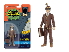 "Batman Classic TV Series DC Heroes Bookworm 3.75"" Action Figure"