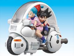 Dragon Ball Mecha Collection Vol. 1 Bulma's Capsule No.9 Motorcycle Model Kit