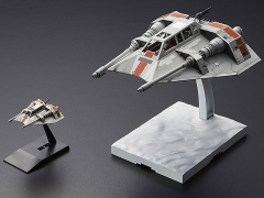 Star Wars Snowspeeder Vehicle Set 1/48 & 1/144 Scale Model Kit