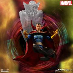 Marvel Doctor Strange Action Figure IN STOCK Mezco Toys One:12 Collective