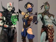 "Mortal Kombat X 6"" Figure Series 02 - Set of 3"