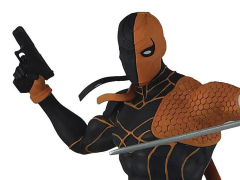 DC Comics Rebirth Deathstroke Statue PX Previews Exclusive