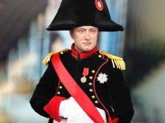 Emperor of the French Napoleon Bonaparte (Battle Ver.) 1/6 Scale Figure