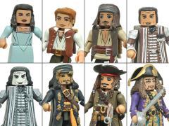 Pirates of the Caribbean Minimates Series 1 Carina