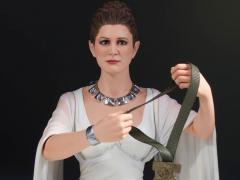 Star Wars Leia (Hero of Yavin) Collectible Mini Bust