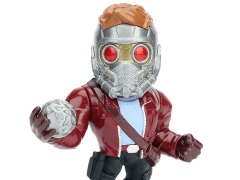 "Guardians of The Galaxy Metals Die Cast 4"" Star-Lord Figure"