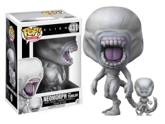 Pop! Movies: Alien: Covenant - Neomorph With Toddler