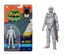 "Batman Classic TV Series DC Heroes Mr. Freeze 3.75"" Action Figure"