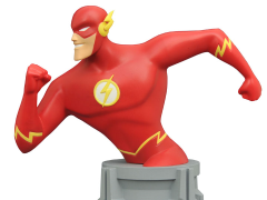 Justice League Animated Flash SDCC 2017 Exclusive Bust