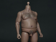1/6 Scale Durable Plump Body
