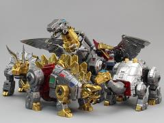 ToyWorld Dino Combiner (Metallic) Set of 5