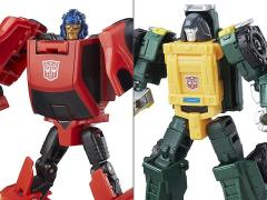 Transformers Titans Return Legends Wave 4 Set of 2