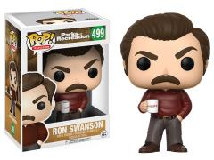 Pop! TV: Parks and Recreation - Ron Swanson