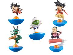 Dragon Ball Z Kai YuraColle Box of 5 Figures