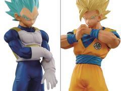 Banpresto Dragon Ball Super DXF THE SUPER WARRIORS vol.5 SS God Vegeta Figure